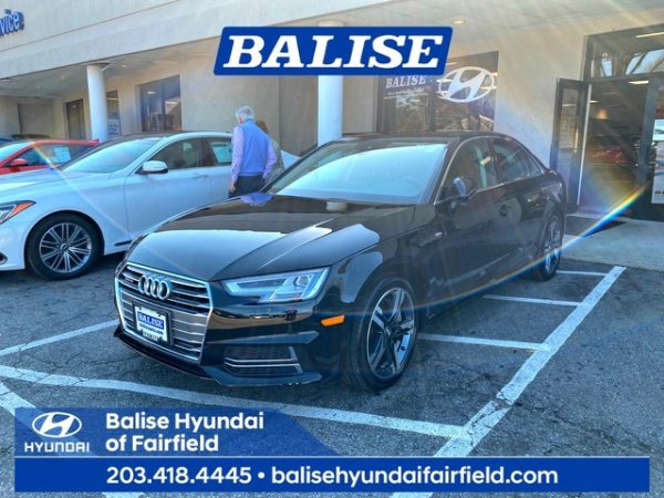 2017 Audi A4 in Fairfield, CT