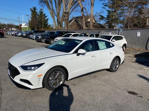 2020 Hyundai Sonata in Fairfield, CT