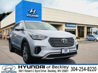 Canvas Santa Fe >> New Hyundai Santa Fe Xls For Sale In Canvas Wv Truecar
