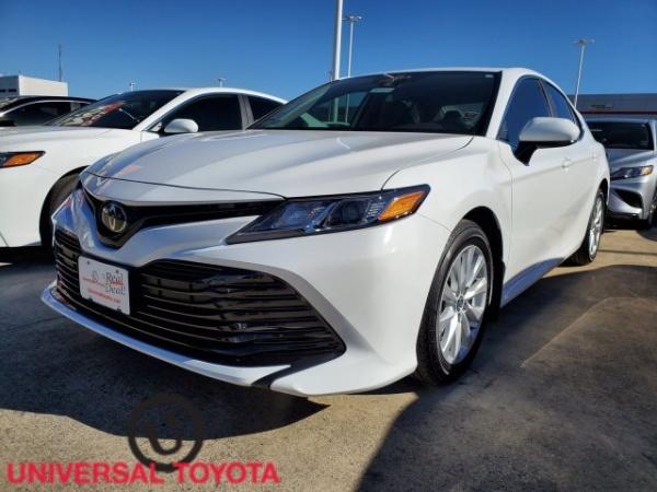 2020 Toyota Camry in San Antonio, TX