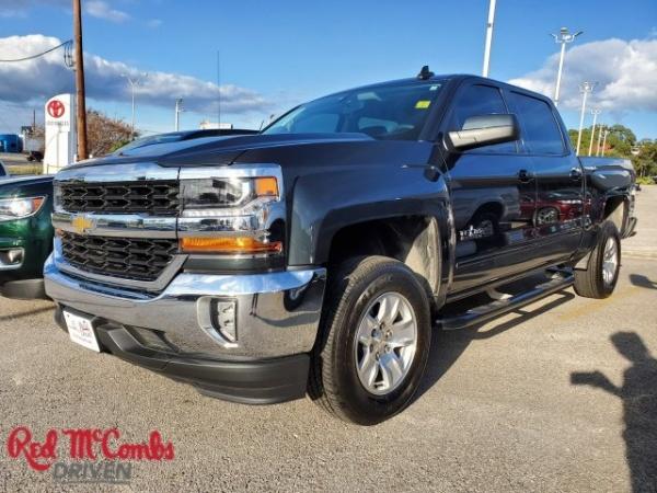 2018 Chevrolet Silverado 1500 in San Antonio, TX