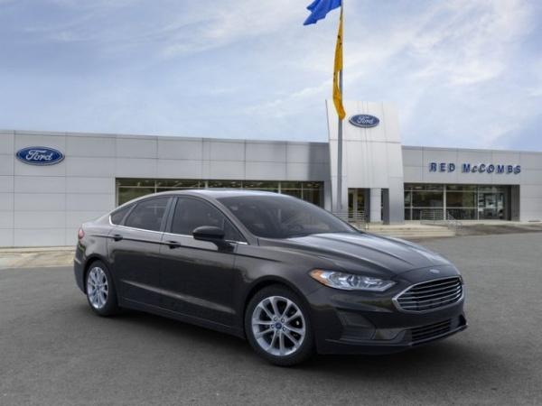 2020 Ford Fusion in San Antonio, TX