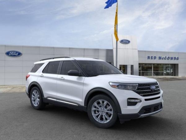 2020 Ford Explorer in San Antonio, TX