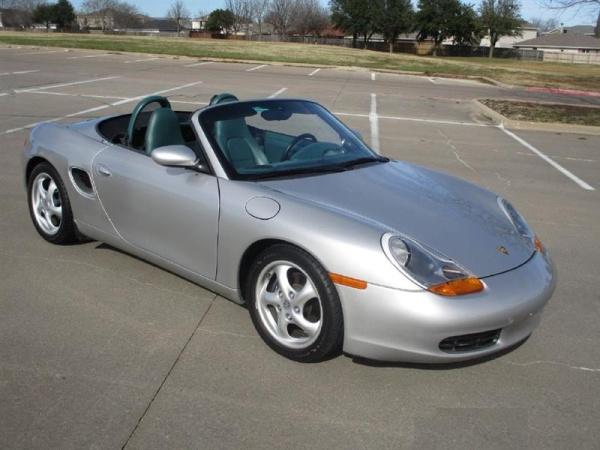 1997 Porsche Boxster in Arlington, TX