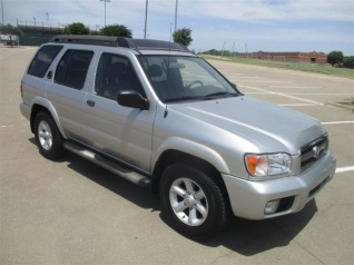 Used 2003 Nissan Pathfinder SE RWD Auto For Sale In Arlington, TX