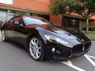 used maserati granturismo convertibles for sale | search 123 used