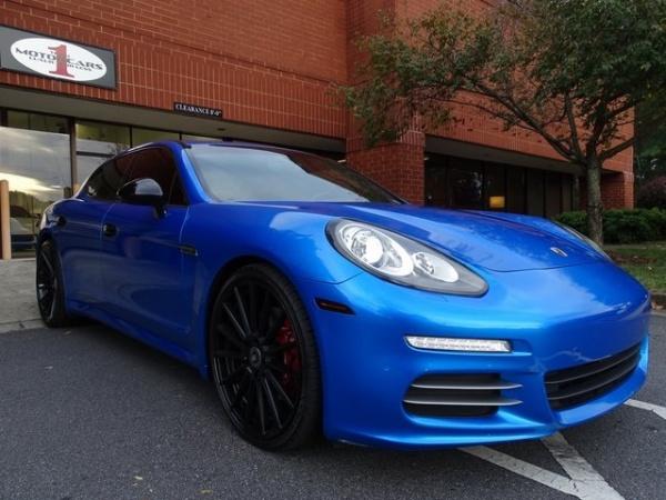 2015 Porsche Panamera 4 For Sale In Marietta Ga Truecar