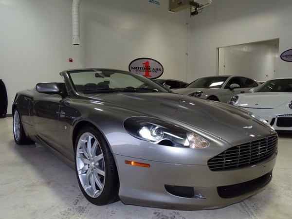 Used Aston Martin DB For Sale In Roswell GA US News World Report - Pre owned aston martin db9