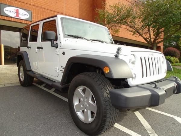 2014 Jeep Wrangler in Marietta, GA