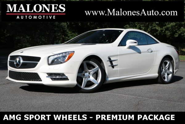 2016 Mercedes-Benz SL in Marietta, GA