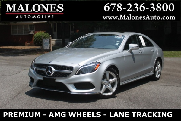 2016 Mercedes-Benz CLS in Marietta, GA
