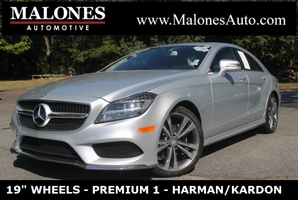 2016 Mercedes-Benz CLS in Marietta, GA