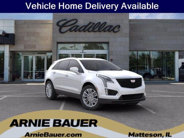 2020 Cadillac XT5 in Matteson, IL
