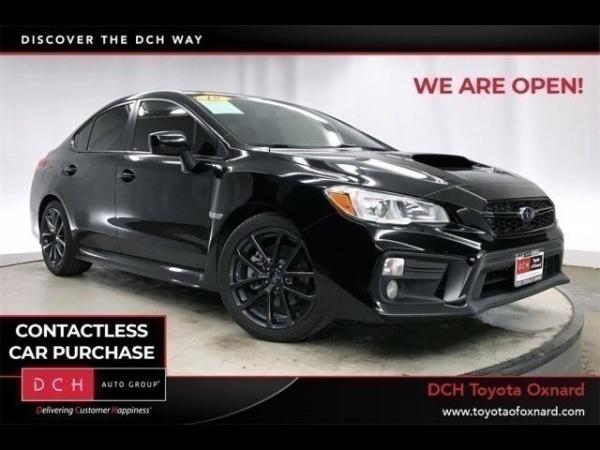 2018 Subaru WRX in Oxnard, CA