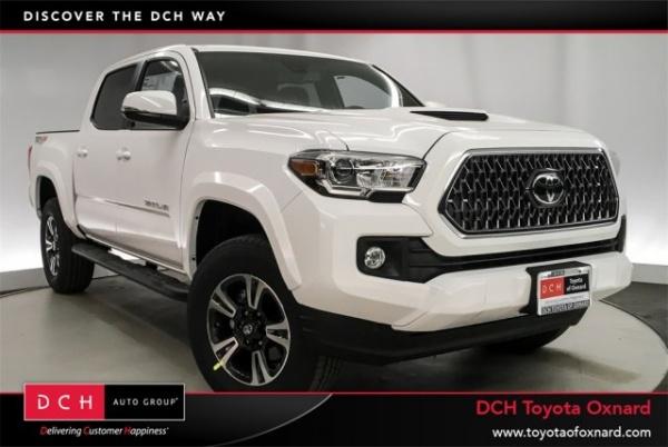 2019 Toyota Tacoma TRD Sport