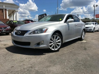 Captivating Used 2010 Lexus IS IS 250 Sedan AWD Automatic For Sale In Columbia, SC