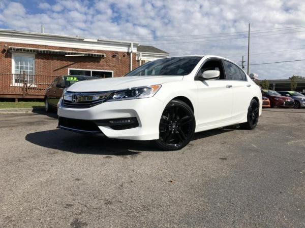 2017 Honda Accord in Columbia, SC