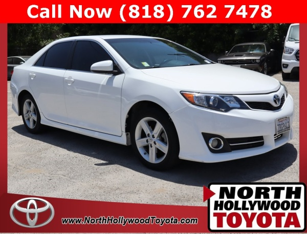 2013 Toyota Camry in North Hollywood, CA