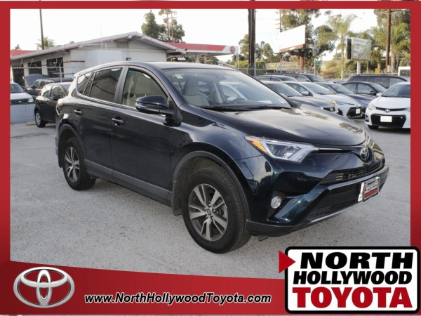 2018 Toyota RAV4 in North Hollywood, CA