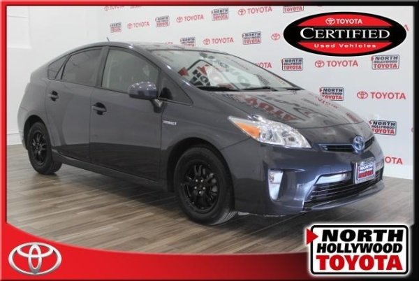 2015 Toyota Prius In North Hollywood, CA