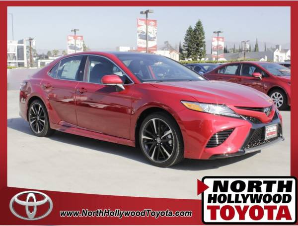 2020 Toyota Camry in North Hollywood, CA