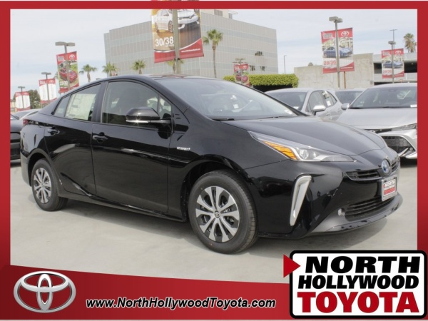 2020 Toyota Prius in North Hollywood, CA