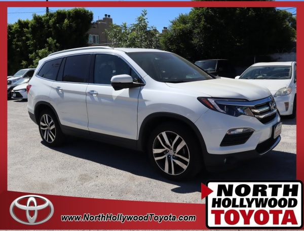 2017 Honda Pilot in North Hollywood, CA