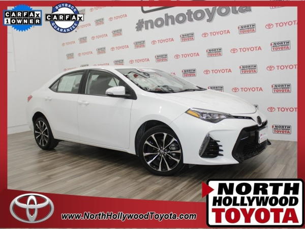 2018 Toyota Corolla in North Hollywood, CA