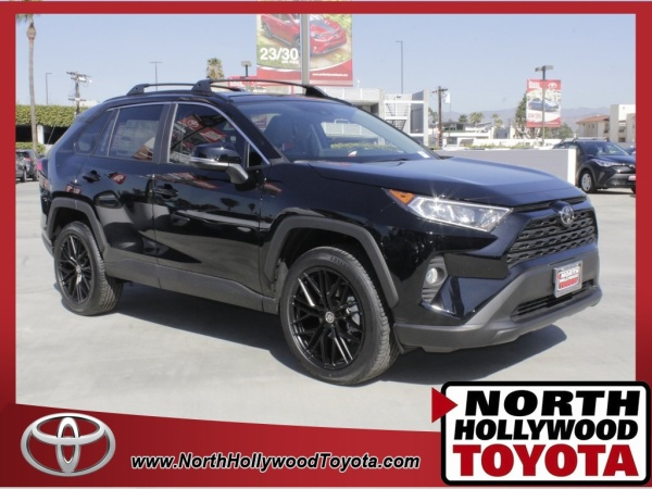 2020 Toyota RAV4 in North Hollywood, CA
