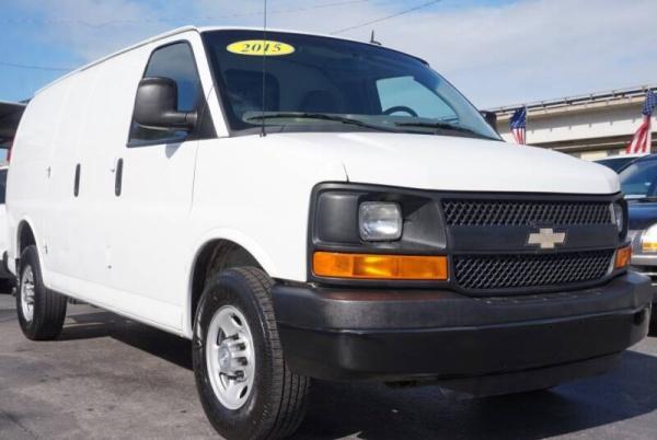 2015 Chevrolet Express Cargo Van 2500