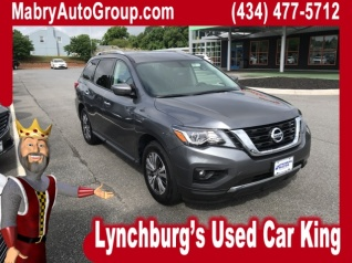 Used Nissan Pathfinders for Sale in Lynchburg, VA | TrueCar