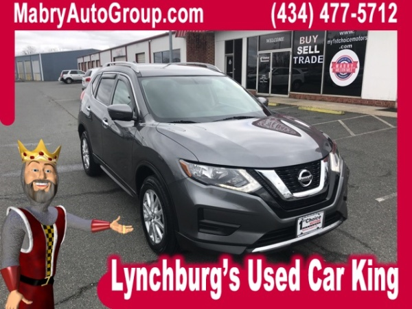 2017 Nissan Rogue in Forest, VA