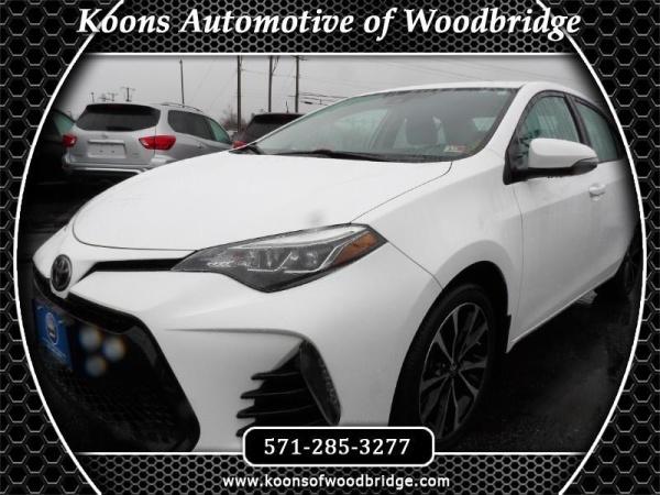 2017 Toyota Corolla in Woodbridge, VA