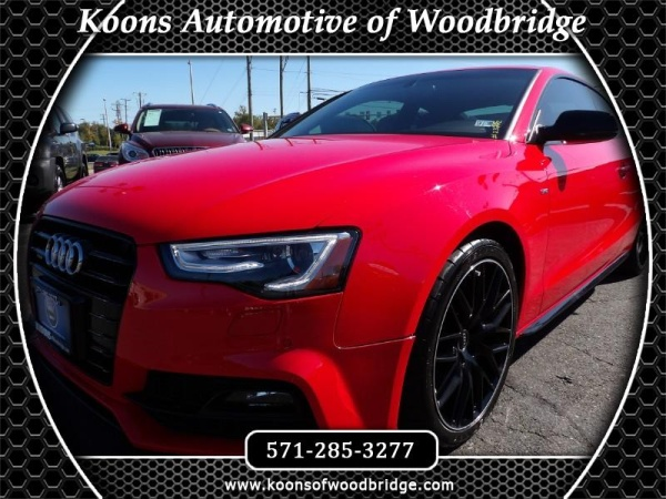2017 Audi A5 in Woodbridge, VA