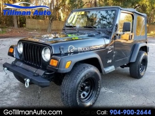 Used 2001 Jeep Wranglers For Sale Truecar