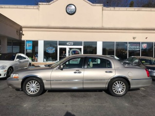 Used 2003 Lincoln Town Car For Sale 36 Used 2003 Town Car Listings