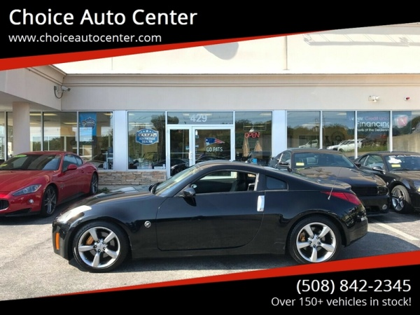 Car Dealerships Springfield Ma >> Used Nissan 350z For Sale In Springfield Ma 6 Cars From