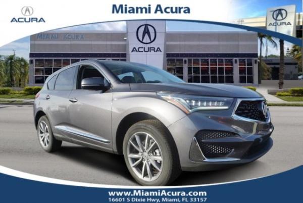 2020 Acura RDX in Miami, FL