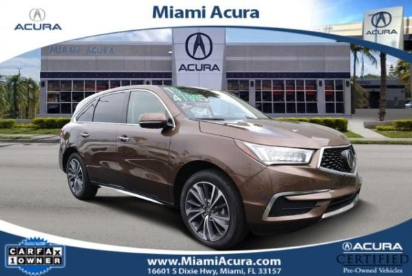 2019 Acura MDX in Miami, FL