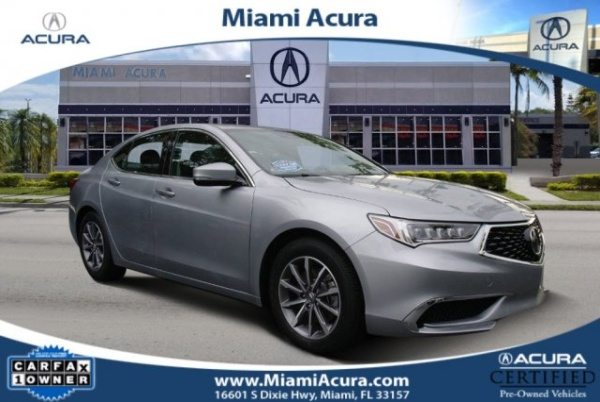 2019 Acura TLX in Miami, FL