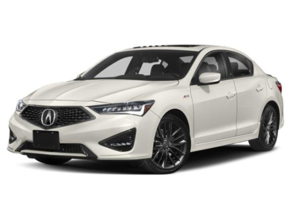 2019 Acura ILX with A-Spec/Technology Package