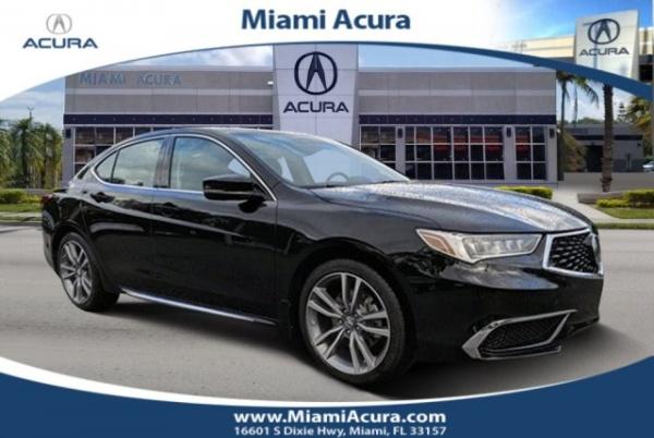 2020 Acura TLX in Miami, FL