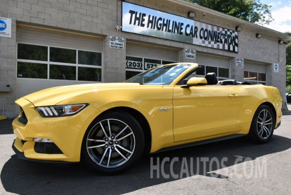 2017 Ford Mustang in Waterbury, CT