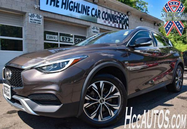 2019 INFINITI QX30 in Waterbury, CT