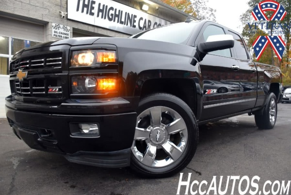 2015 Chevrolet Silverado 1500 in Waterbury, CT
