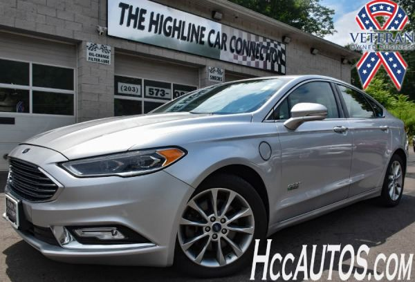 2017 Ford Fusion in Waterbury, CT