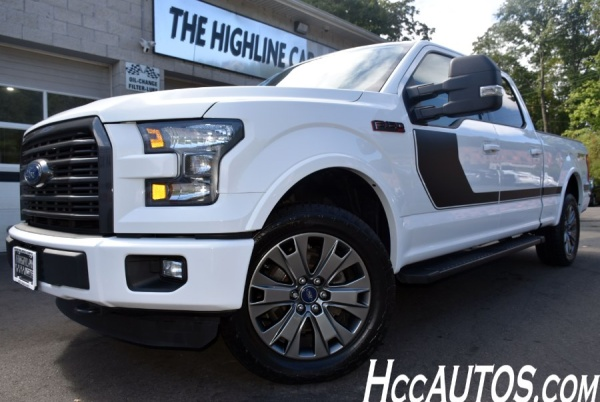 2016 Ford F-150 in Waterbury, CT
