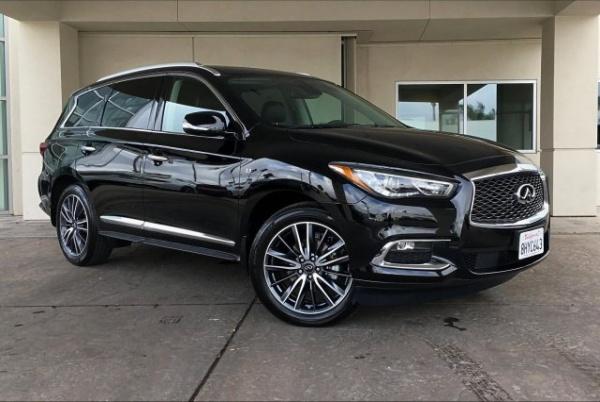 2019 INFINITI QX60 in San Diego, CA