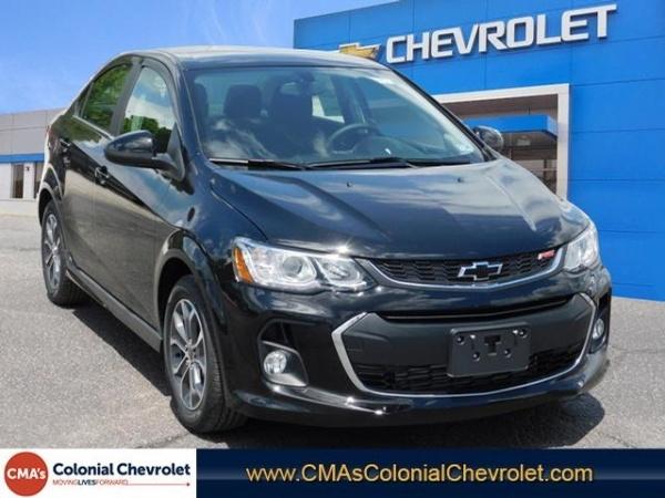 2019 Chevrolet Sonic