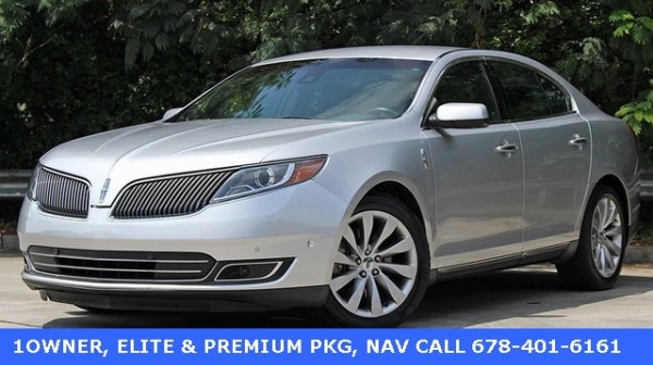 2013 Lincoln Mks Prices Reviews And Pictures Us News World Report
